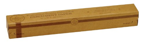Mrs. Anderson's Baking Unbleached Parchment Paper, 50 square feet