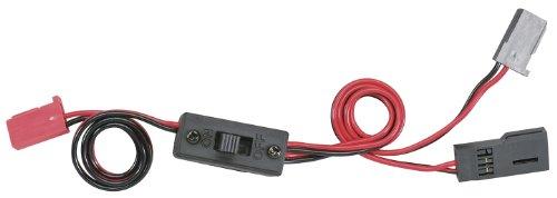Futaba SWH13 Switch Harness and Charge Cord Mini - Servo Mini Futaba