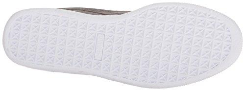 con tonalit¨¤ in da 8 pelle classico sfumata Sneaker M scamosciata US uomo qwpYAF4x
