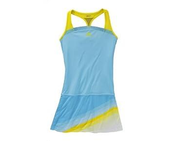 adidas Performance Kinder, Mädchen Tenniskleid blau 140