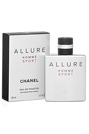 a4fa30b4f38 ALLURE HOMME SPORT as 50 ml  Amazon.co.uk  Beauty