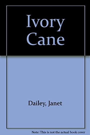 book cover of The Ivory Cane