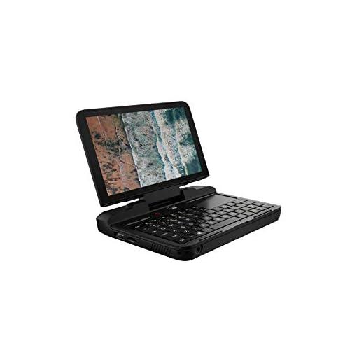 GPD Micro PC Windows 10 PRO Portable Mini Computer IT Professionals ; Intel Celeron, HD Graphics 600; 8GB RAM, 256GB NGFF SSD; 1GB/s Ethernet, RS-232 Input, Dual-Band Wi-Fi, BT 4.2 [MICROPC-256GB]