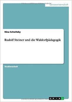 Book Rudolf Steiner und die Waldorfpädagogik