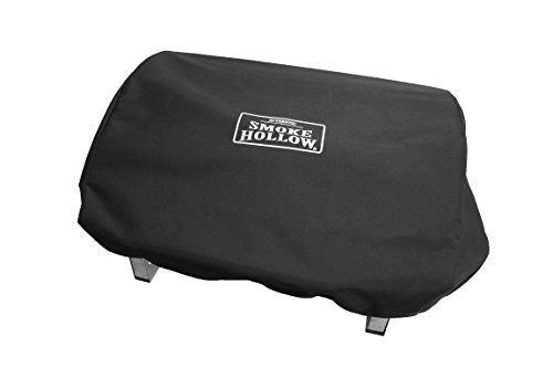Smoke Hollow 205C  Stainless Steel Tabletop Grill Cover (Grill Portable Cover)