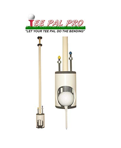 Tee Pal Pro Ball and Tee Placement Device( COLOR: N/A, MODEL:N/A, SIZE:N/A )