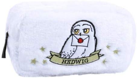 Harry Potter - Estuche oficial de Hedwig para lápices, color blanco: Amazon.es: Oficina y papelería