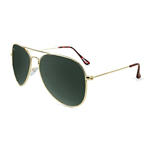 Sunglasses Mile Green Gold KNOCKAROUND Highs Aviator Polarized qOUv7CAw