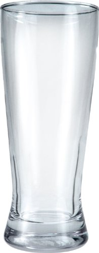 ITI 122 Pilsner Clear Beer Glass, 10-Ounce, 48-Piece by ITI