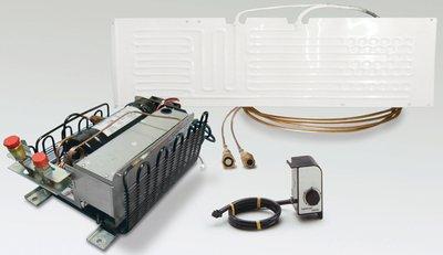 Norcold SQT440F-I SCQT4408F-I-Refrigerator Conversion Kit-40-Watt AC/DC