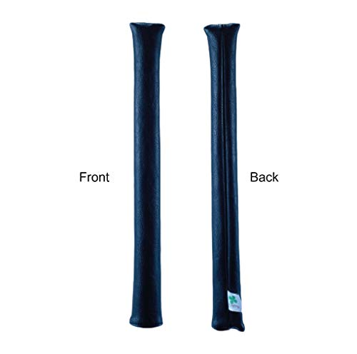 Foretra Alignment Stick Cover (Black) (Stitch Golf)