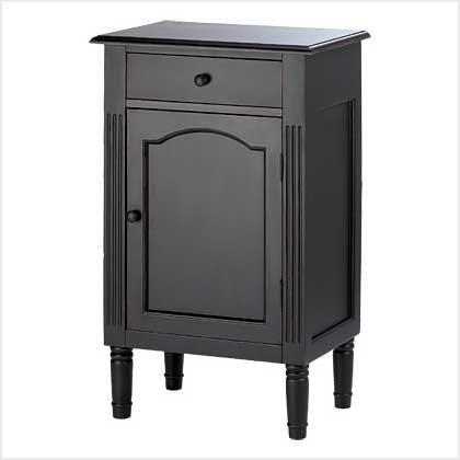 Smart Living Company Antiqued Blackwood 29'' Cabinet