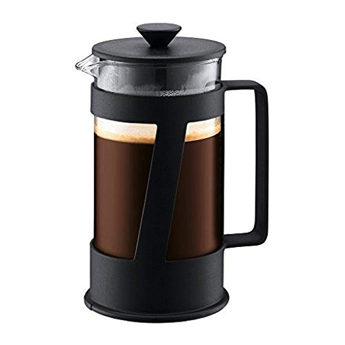 Bodum Cafetera émbolo, Negro, Centimeters