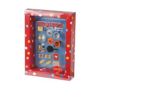 Lundby smaland juego de utensilios de cocina y comida en for Juego de utensilios de cocina precio