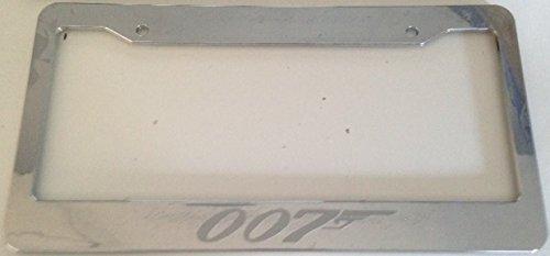 007 license plate frame - 6