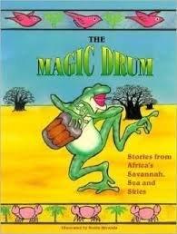 996688405X - Bridget King; Robin Miranda: The Magic Drum - Book