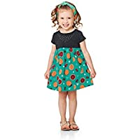 Vestido Infantil Bee Loop Com Estampa