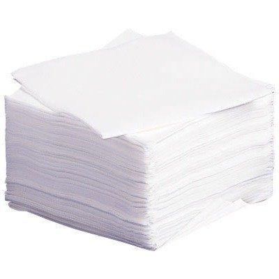 Medline Deluxe Dry Disposbale Washcloths, White, 1080 ()