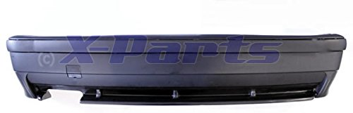 REAR Diffuseur Skirts Rear Rear Bumper M-look aux chocs Leisten