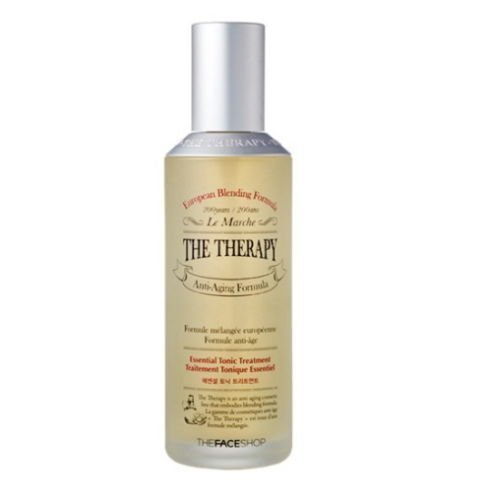 [The Face shop] The Therapy Essential Tonic Treatment 150ml (Nail Tonic)