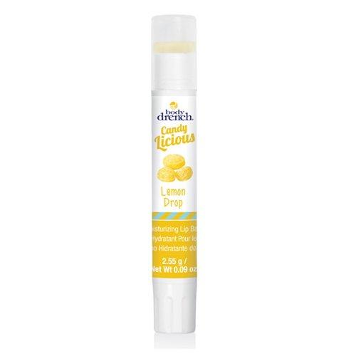 BODY DRENCH Candy Licious Moisturizing Lip Balms - Lemon Dro