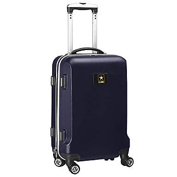 Image of Denco X-Games United States Army Carry-On Hardcase Luggage Spinner Luggage