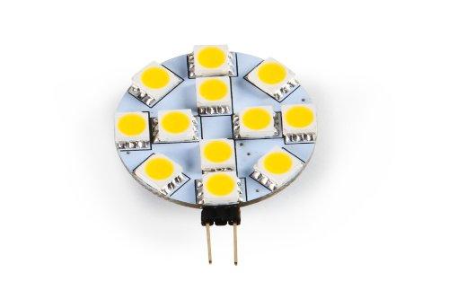 Camco 54626 Bright White Bi Pin