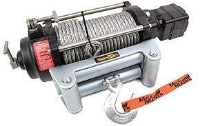 (Mile Marker H-Series Hydraulic Winch - 10,500-Lb. Capacity, 12 Volt DC, Model# H10500)