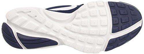 Gymnastique Midnight Bleu White NIKE Blanc Blanc Homme Presto Chaussures Navy de Fly Blanc w7rIqvz7n