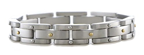 mens-2-tone-titanium-and-yellow-ip-10mm-panther-link-bracelet-85
