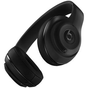 Beats Studio Wireless with fast curves, smooth surfaces and no visible screws