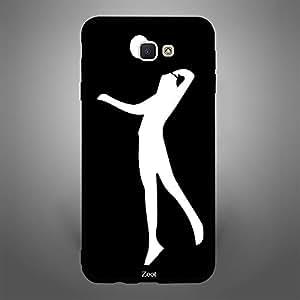 Samsung Galaxy J7 Prime Volley Ball BnW