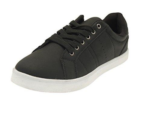 Modello City Nero Golden's Walking Scarpa Uomo Sneaker w1OO4Hq