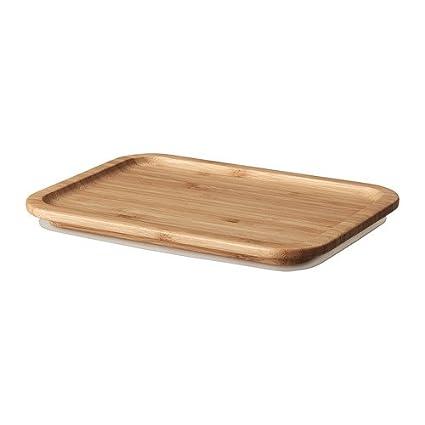 Unbekannt IKEA 365 + coperchio per barattolo dosde in bambù: Amazon ...