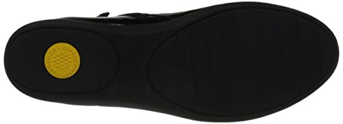 Fitflop Womens Supermod Cuoio Caviglia Stivali Nero UK5.5 Black
