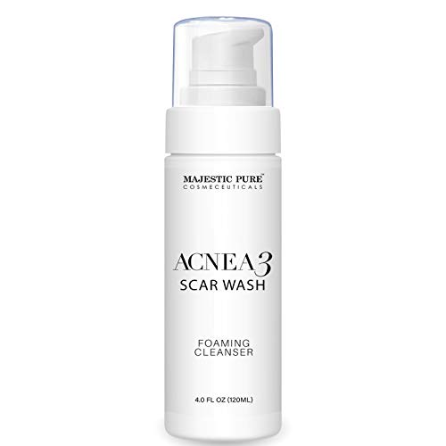 MAJESTIC Acnea3 Foaming Facial Cleanser product image