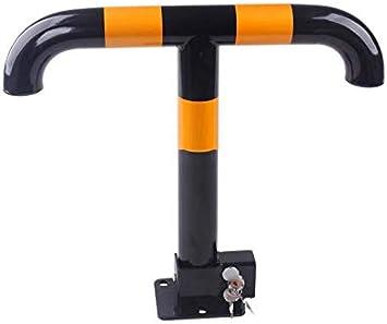 Rocwing - Perno plegable de metal para aparcamiento (T2 base negra)