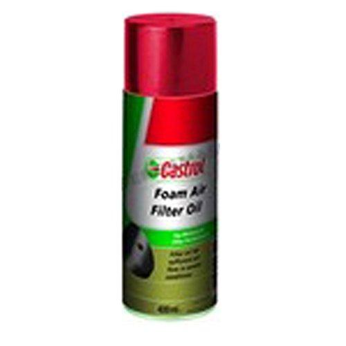 Castrol 15513D Foam Air Filter Oil, 400 ml