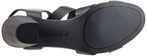 Sandales Timberland Fairhill strap Sandalblack Compens Swank Y 1q6OqRg