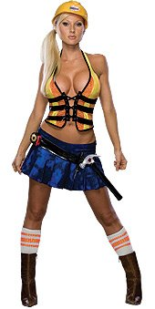 Secret Wishes Women's Home Improvement Sassy Adult Costume, Multicolor,