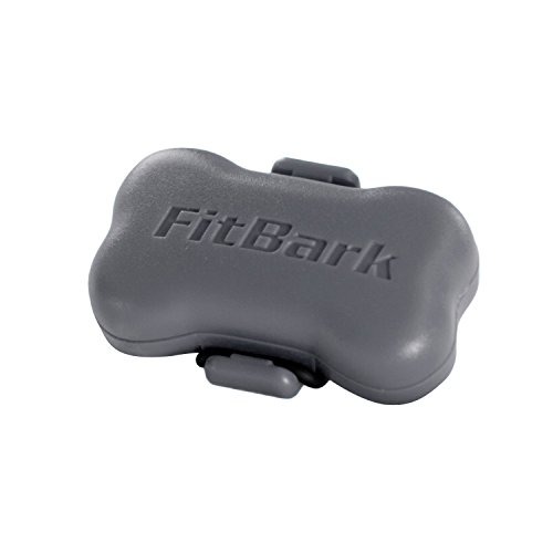 FitBark Dog Activity Monitor, Cool Grey