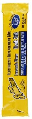 Sqwincher Qwik Stik Lemonade 8 - 10 oz Lite Powder Concentrate