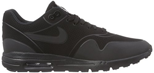 Nike Air Max 1 Ultra Moire Damen Sneakers Schwarz (003 BLACK/BLACK-ANTHRACITE)