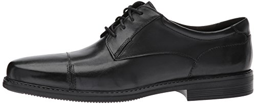Bostonian Men's Wenham Cap Oxford, Black, 11 M US by Bostonian (Image #5)