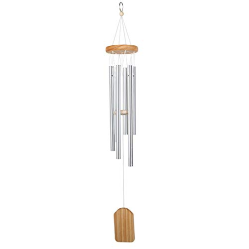 YLCOYO Metal Pendant Wind Chime Iron Campanula Hanging Crafts Home Decoration (1 x Wind Chime Pendant)