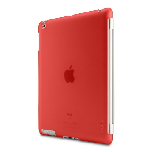 Belkin Snap Shield Case for the Apple iPad 3 (3rd Generation) (Red)