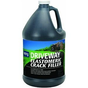 Henry Company HE305447 Driveway Elastomeric Emulsion Crack Filler by Henry Company (Emulsion Conditioning)