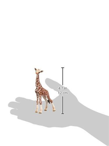 Figurine B/éb/é girafe Schleich 14751
