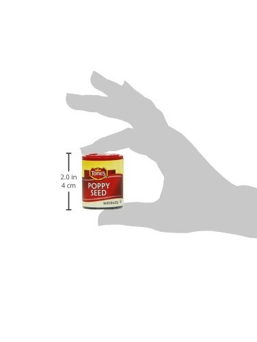 Tone's Mini's Poppy Seed, 0.80 Ounce (Pack of 6) by Tone's (Image #2)
