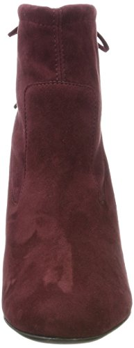 Peter Kaiser Women's Bruna Slouch Boots, Blue, 9 UK Red (Cabernet Suede 410)